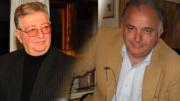 Il candidato Londei e il sindaco Gambini