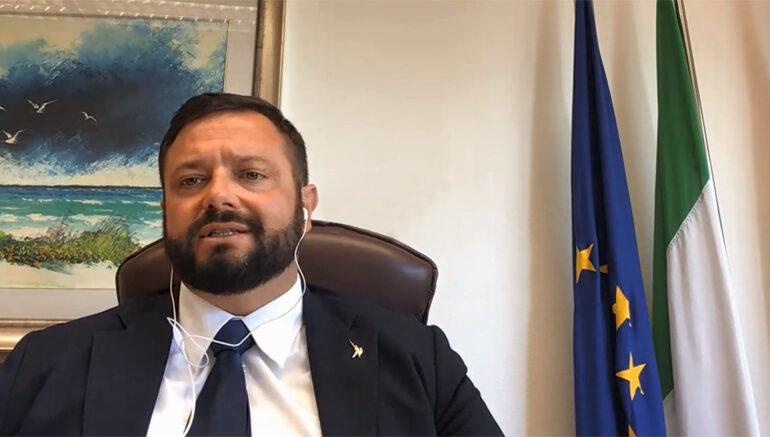 Mirco Carloni -vicepresidente Regione Marche
